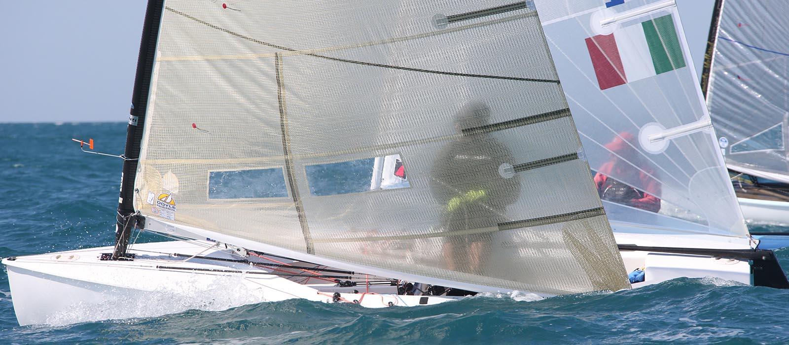 Associazione Italiana Classe Finn A31V0571