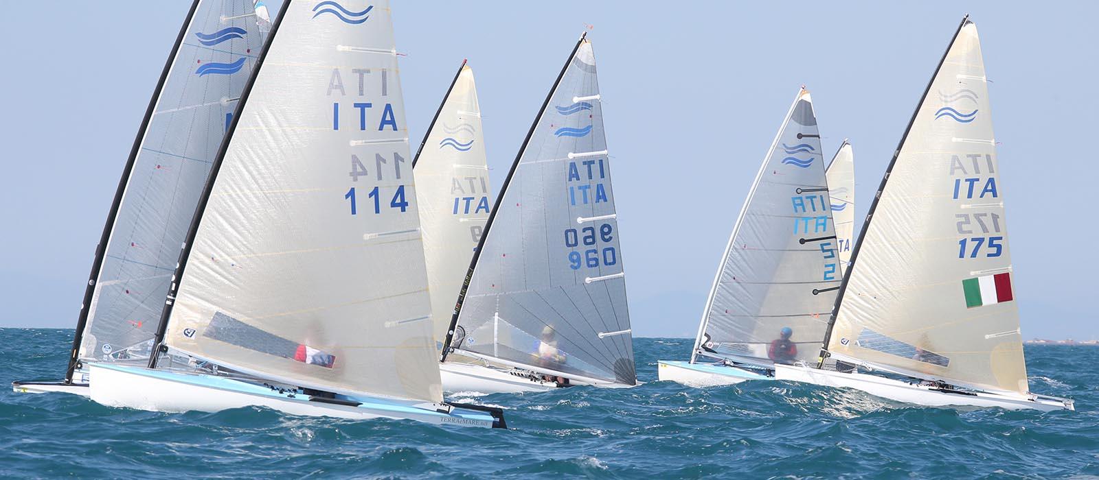 Associazione Italiana Classe Finn A31V0578